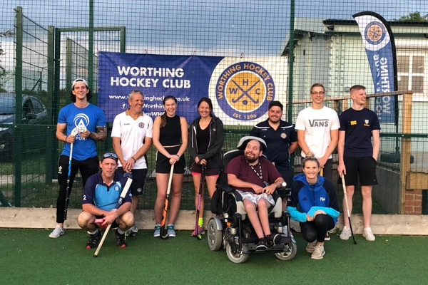 DISABILITY INCLUSION TRAINING: WORTHING HOCKEY CLUB