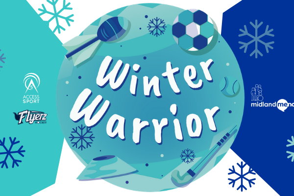 Access Sport & Midland Mencap Presents: Winter Warriors!