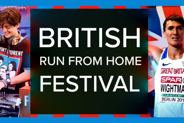 The British Run from Home Festival for Access Sport