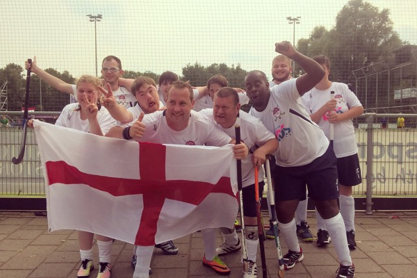 England win Euro ParaHockey GOLD