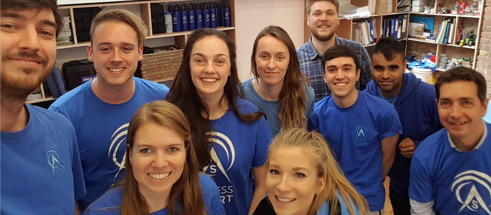 Access Sport goes blue for World Autism Awareness Week