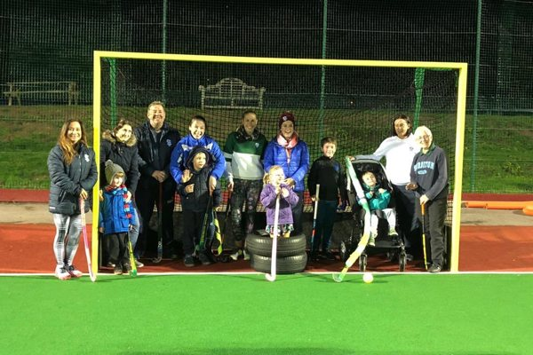 SURBITON HOCKEY CLUB LAUNCHES FLYERZ