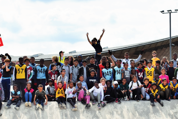 LONDON SUMMER SERIES BMX SCHOOL GAMES 2019