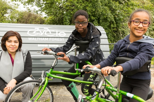 On Your Marks, Get Set, GO! RaceRunning Club Launches in East London