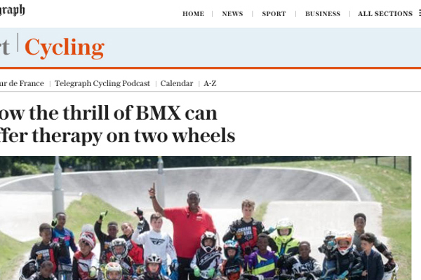 Peckham BMX Hits the Headlines