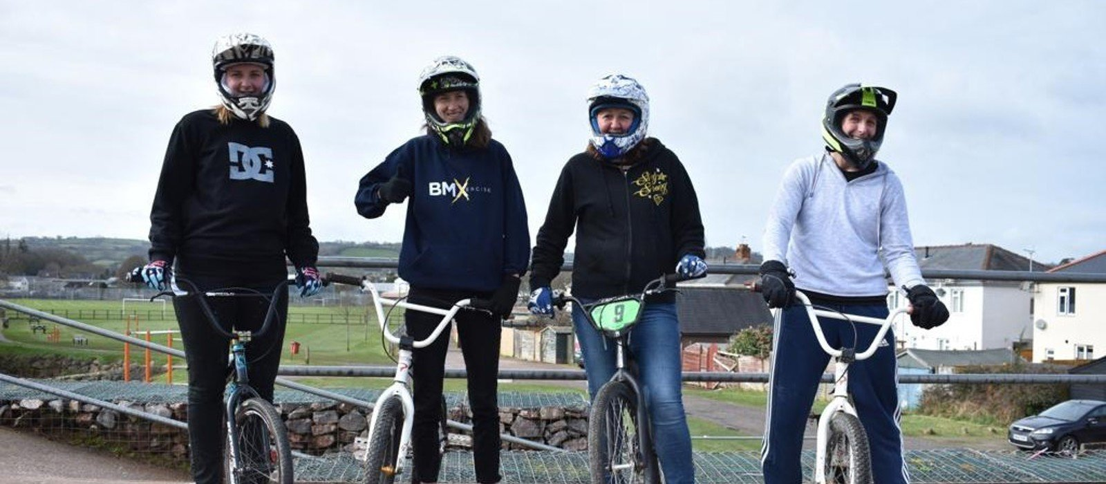 BMXERCISE LAUNCHES IN TIVERTON