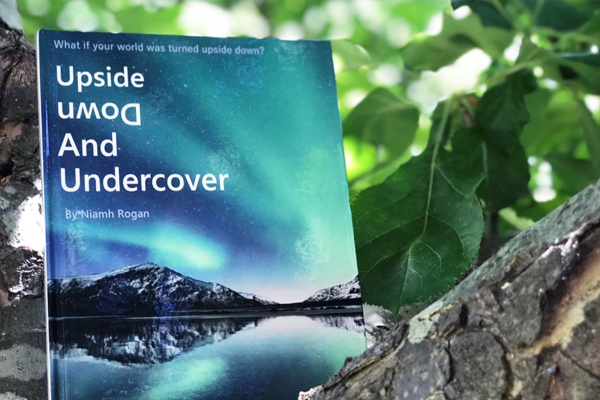 'Upside Down and Under Cover' by Niamh Rogan