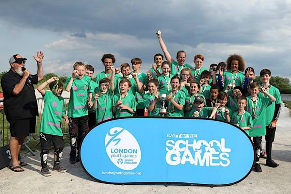London Youth Games – BMX 2018