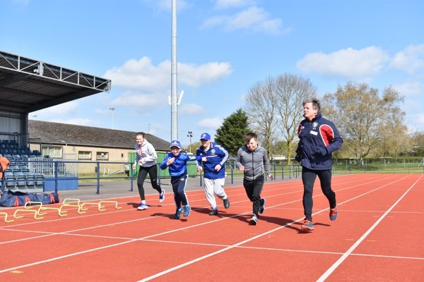 Inclusive Athletics Oxford