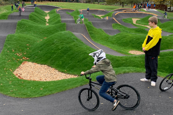 BRAND NEW CYCLING FACILITY COMES TO HARROW