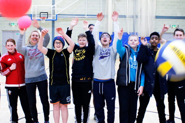 Access Sport joins ''Active Reach'' , Oxford's physical activity project to tackle inequalities
