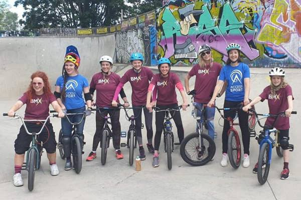 The start of BMXercise Bournemouth, Wroughton, and Oxford!