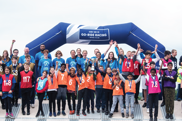 MAKING TRAX BRISTOL SUMMER SCHOOL GAMES 2019