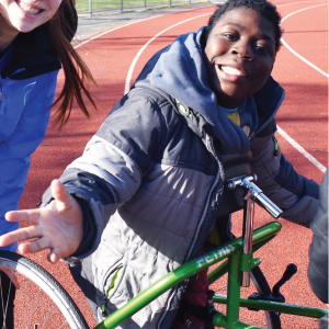 Support A Disabled Young Person