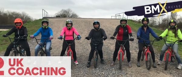 BMXercise receives UK Coaching  award nomination