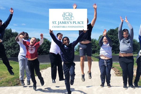 St James's Place Charitable Foundation donates £100,000 to Access Sport